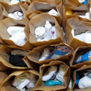 AGB Foundation Community Service Day Care Packages for homeless families