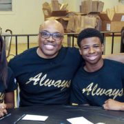 AGB Foundation Community Service Day is led by the Griffin family